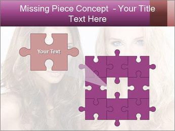 Girl friends PowerPoint Template - Slide 45