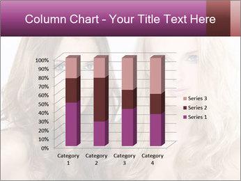 Girl friends PowerPoint Template - Slide 50