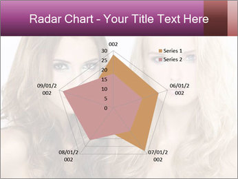 Girl friends PowerPoint Template - Slide 51