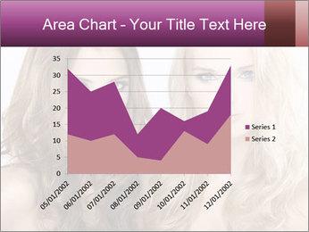 Girl friends PowerPoint Template - Slide 53