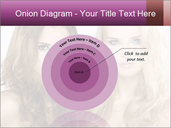 Girl friends PowerPoint Template - Slide 61