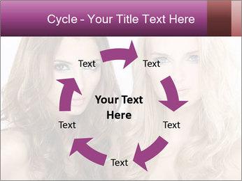 Girl friends PowerPoint Template - Slide 62