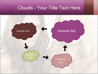 Girl friends PowerPoint Template - Slide 72