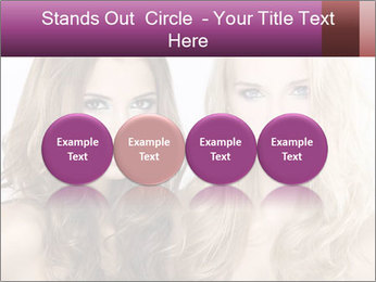Girl friends PowerPoint Template - Slide 76