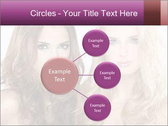 Girl friends PowerPoint Template - Slide 79