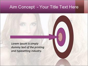 Girl friends PowerPoint Template - Slide 83
