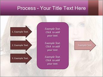 Girl friends PowerPoint Template - Slide 85