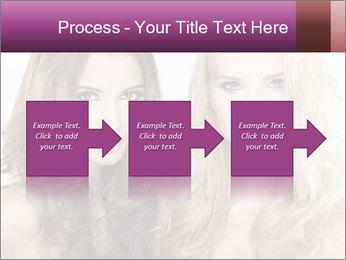 Girl friends PowerPoint Template - Slide 88