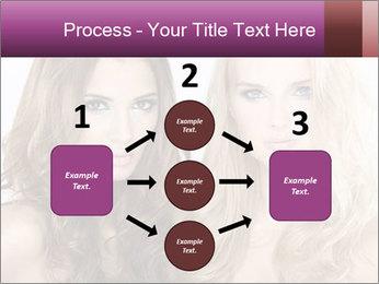 Girl friends PowerPoint Template - Slide 92