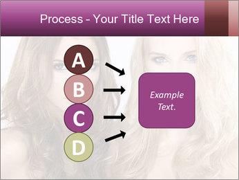Girl friends PowerPoint Template - Slide 94