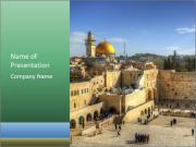 Western Wall PowerPoint Templates