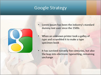 Teenage girl PowerPoint Templates - Slide 10