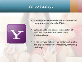 Teenage girl PowerPoint Templates - Slide 11