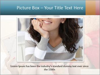 Teenage girl PowerPoint Templates - Slide 16