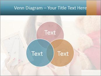 Teenage girl PowerPoint Templates - Slide 33