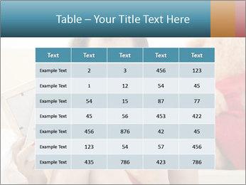 Teenage girl PowerPoint Templates - Slide 55