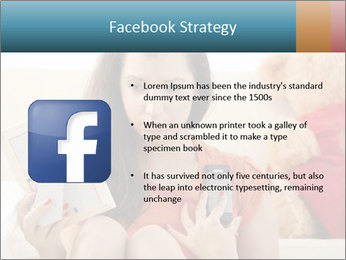 Teenage girl PowerPoint Templates - Slide 6