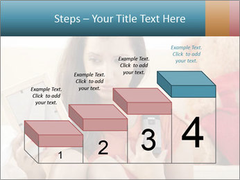 Teenage girl PowerPoint Templates - Slide 64