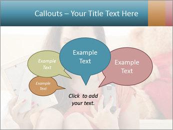 Teenage girl PowerPoint Templates - Slide 73