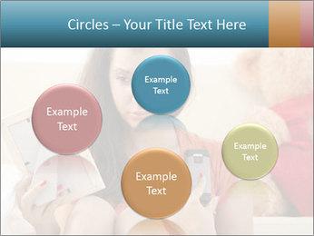 Teenage girl PowerPoint Templates - Slide 77