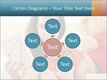 Teenage girl PowerPoint Templates - Slide 78