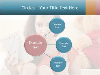 Teenage girl PowerPoint Templates - Slide 79
