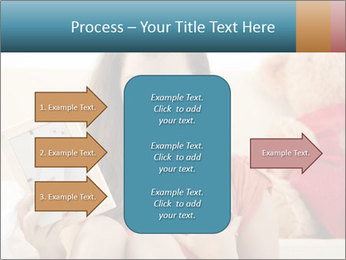 Teenage girl PowerPoint Templates - Slide 85