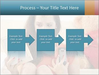 Teenage girl PowerPoint Templates - Slide 88