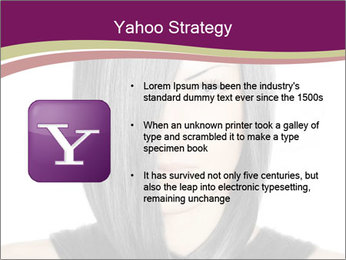 Beautiful young woman PowerPoint Templates - Slide 11