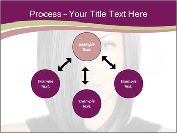 Beautiful young woman PowerPoint Templates - Slide 91