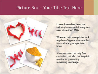Heap of ginger root PowerPoint Template - Slide 23