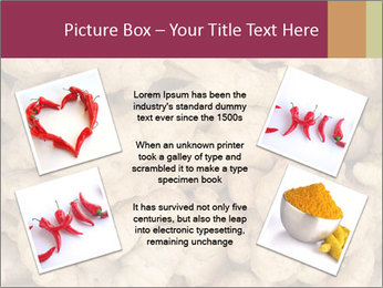 Heap of ginger root PowerPoint Template - Slide 24