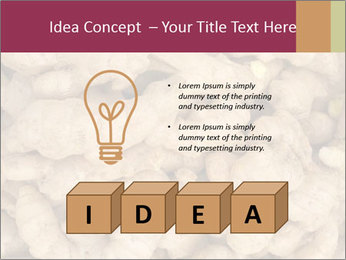 Heap of ginger root PowerPoint Template - Slide 80