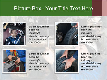Mechanic working PowerPoint Templates - Slide 14