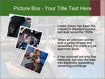 Mechanic working PowerPoint Templates - Slide 17