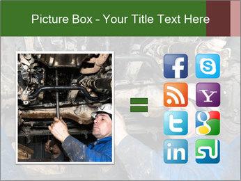 Mechanic working PowerPoint Templates - Slide 21