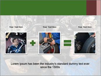 Mechanic working PowerPoint Templates - Slide 22