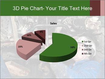Mechanic working PowerPoint Templates - Slide 35