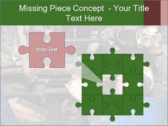 Mechanic working PowerPoint Templates - Slide 45