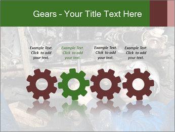 Mechanic working PowerPoint Templates - Slide 48