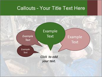 Mechanic working PowerPoint Templates - Slide 73