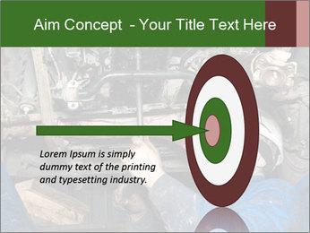 Mechanic working PowerPoint Templates - Slide 83