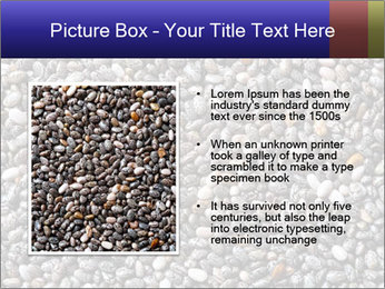 Chia seeds PowerPoint Template - Slide 13
