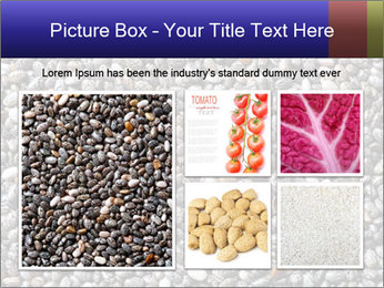 Chia seeds PowerPoint Template - Slide 19