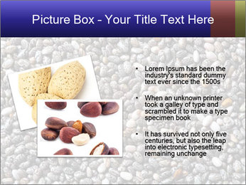 Chia seeds PowerPoint Template - Slide 20