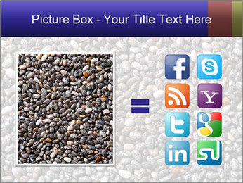 Chia seeds PowerPoint Templates - Slide 21