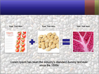 Chia seeds PowerPoint Template - Slide 22