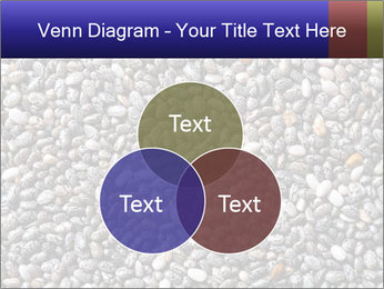 Chia seeds PowerPoint Template - Slide 33
