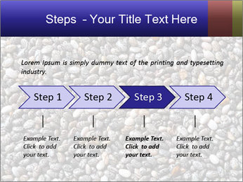 Chia seeds PowerPoint Templates - Slide 4