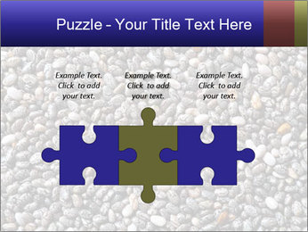 Chia seeds PowerPoint Template - Slide 42